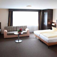 Hotel zur Heideblüte комната для гостей фото 7