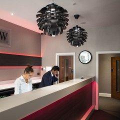 The W14 Hotel интерьер отеля фото 2