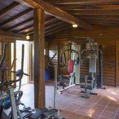 Отель Fattoria Il Milione фитнесс-зал