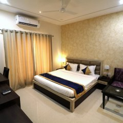 Отель Treebo Trend Blueberry Inn Индия, Райпур - отзывы, цены и фото номеров - забронировать отель Treebo Trend Blueberry Inn онлайн комната для гостей фото 3