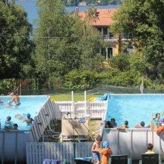 Отель Ostello Verbania Италия, Вербания - отзывы, цены и фото номеров - забронировать отель Ostello Verbania онлайн бассейн фото 3
