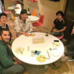 Fukuoka Hana Hostel Хаката питание фото 2