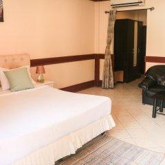 Отель Kata Leaf Resort комната для гостей фото 4