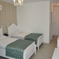 Kleopatra Atlas Hotel Турция, Аланья - 9 отзывов об отеле, цены и фото номеров - забронировать отель Kleopatra Atlas Hotel онлайн комната для гостей