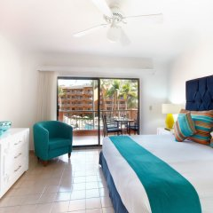 Отель Villa del Palmar Beach Resort and Spa, Puerto Vallarta комната для гостей фото 5