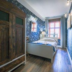 Апартаменты Old House Apartments Poznań Познань ванная