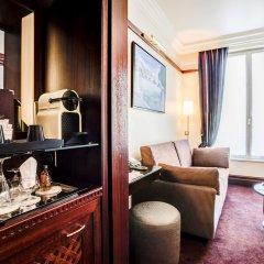 Отель Hôtel Pont Royal удобства в номере