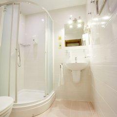 Гостиница Smolinopark ванная фото 2