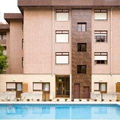 Отель Apartamentos Los Arces бассейн фото 3