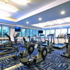Отель Centre Point Sukhumvit 10 фитнесс-зал фото 2