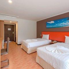 Patong 7Days Premium Hotel Phuket комната для гостей фото 3