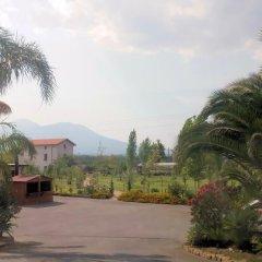 Отель Casale Alpega Сарно парковка