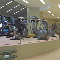 Sheraton Saigon Hotel & Towers фитнесс-зал фото 4