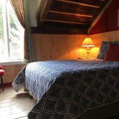 Отель Auberge Restaurant La Mara Канада, Ам-Нор - отзывы, цены и фото номеров - забронировать отель Auberge Restaurant La Mara онлайн комната для гостей фото 4