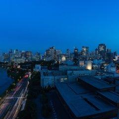 Отель Grand Arc Hanzomon Япония, Токио - отзывы, цены и фото номеров - забронировать отель Grand Arc Hanzomon онлайн приотельная территория фото 2