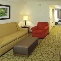 Отель Hilton Garden Inn Frederick комната для гостей фото 5