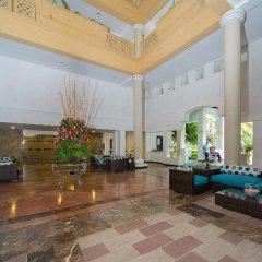 Отель Coral Costa Caribe интерьер отеля