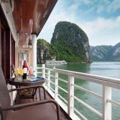 Отель Halong Scorpion Cruise балкон