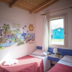 Отель Nuovo Natural Village Потенца-Пичена детские мероприятия