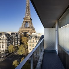 Отель Pullman Paris Tour Eiffel балкон
