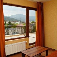 Отель Family Hotel Ramira Болгария, Кюстендил - отзывы, цены и фото номеров - забронировать отель Family Hotel Ramira онлайн балкон