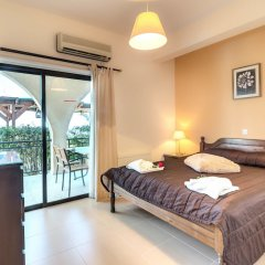 Hill View Restaurant & Apartments in Pissouri, Cyprus from 109$, photos, reviews - zenhotels.com guestroom photo 4
