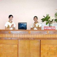 Курортный отель Amantra Resort & Spa интерьер отеля