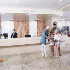 Отель Flamingo Beach Resort Испания, Бенидорм - отзывы, цены и фото номеров - забронировать отель Flamingo Beach Resort онлайн интерьер отеля