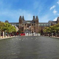 Отель Apollo Museumhotel Amsterdam City Centre Амстердам пляж