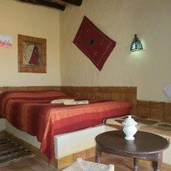 Отель Riad Les Flamants Roses Марокко, Мерзуга - отзывы, цены и фото номеров - забронировать отель Riad Les Flamants Roses онлайн комната для гостей