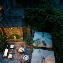Отель IH Hotels Milano Regency балкон