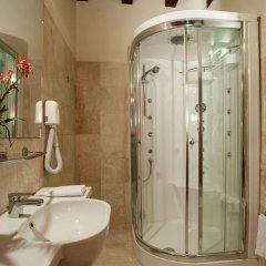 Отель Flora Италия, Кальяри - отзывы, цены и фото номеров - забронировать отель Flora онлайн ванная фото 2