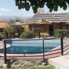 Отель Hosteria Santa Francisca Вилья Кура Брочеро бассейн фото 2