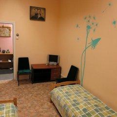 Хостел Delil Киев комната для гостей фото 3