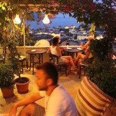 Отель Aphrodite Pansiyon Каш гостиничный бар