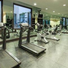 Отель NH Mexico City Centro Histórico фитнесс-зал