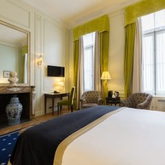 Stanhope Hotel Brussels by Thon Hotels комната для гостей фото 16