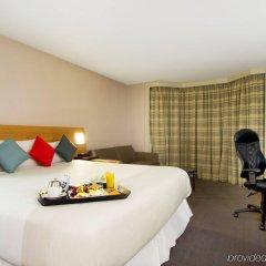 Отель Novotel Montreal Center Канада, Монреаль - отзывы, цены и фото номеров - забронировать отель Novotel Montreal Center онлайн комната для гостей фото 2