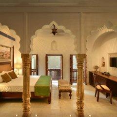 Отель WelcomHeritage Haveli Dharampura комната для гостей фото 3