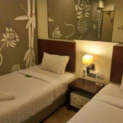 Отель Tune Hotel - Downtown Penang Малайзия, Пенанг - отзывы, цены и фото номеров - забронировать отель Tune Hotel - Downtown Penang онлайн комната для гостей фото 4