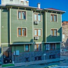 Garth of Balat Hotel Турция, Стамбул - отзывы, цены и фото номеров - забронировать отель Garth of Balat Hotel онлайн вид на фасад