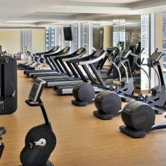 Отель Address Dubai Marina фитнесс-зал фото 2