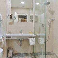 Отель Bracera Черногория, Будва - отзывы, цены и фото номеров - забронировать отель Bracera онлайн ванная фото 2