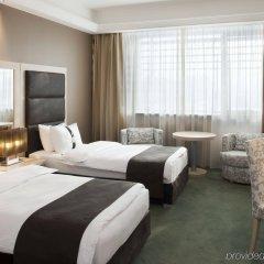 Отель Holiday Inn Belgrade Сербия, Белград - отзывы, цены и фото номеров - забронировать отель Holiday Inn Belgrade онлайн комната для гостей