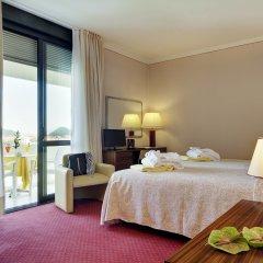 Отель Esplanade Tergesteo Италия, Монтегротто-Терме - отзывы, цены и фото номеров - забронировать отель Esplanade Tergesteo онлайн комната для гостей фото 5