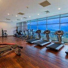 Crowne Plaza Hotel Antalya фитнесс-зал фото 2