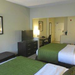 Отель Comfort Suites Hilliard Хиллиард удобства в номере фото 2