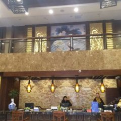 Jinxiu Baiyun Hotel гостиничный бар