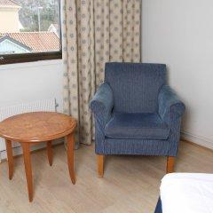 Отель Scandic City Fredrikstad Фредрикстад удобства в номере