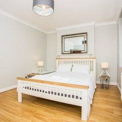 Апартаменты Lovely 1 Bedroom Studio in Belsize Park комната для гостей фото 3